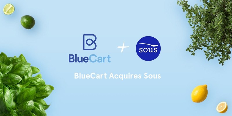 BlueCart acquires Sous