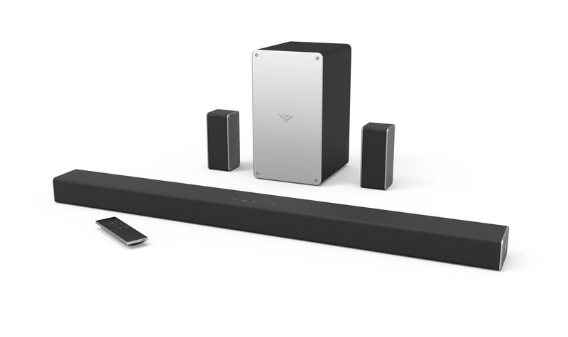 VIZIO Introduces All-New 2017 Sound Bars to the Canadian Market, Featuring High-Caliber Home Theater Audio Performance. Latest Collection Upgrades TVs into a Home Theater Experience with Simple Setup and Includes Chromecast Built-in On Select Models for Simple Whole-Home Audio Streaming.