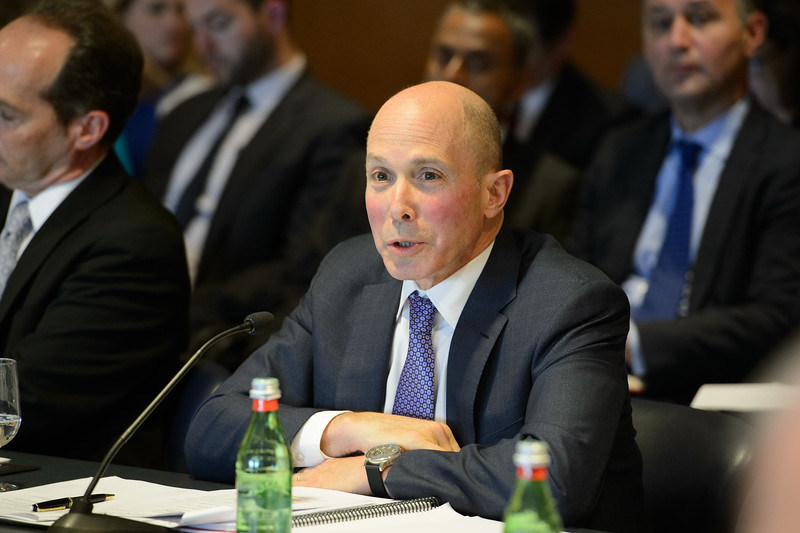 Evan Greenberg, CEO of Chubb, elected Chairman of the US-China Business Council