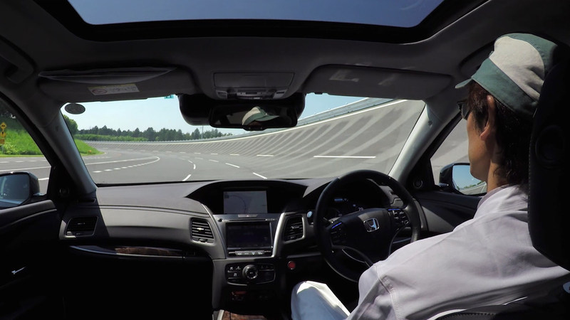 Honda announced that it is targeting the year 2025 for the introduction of vehicles with highly-automated driving capability in most driving situations (SAE Level 4).
