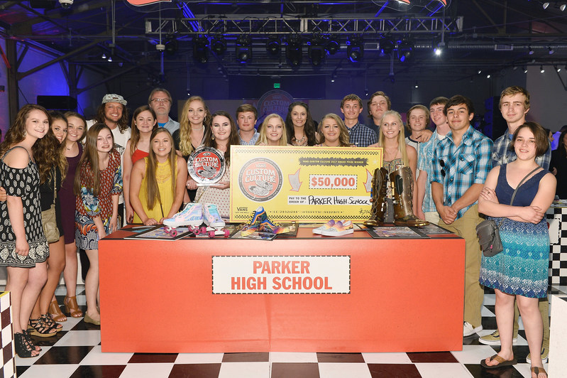 Parker High School - 2017 Vans Custom Culture winner
