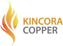Kincora Copper Limited (CNW Group/Kincora Copper Limited)