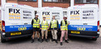The FixRadio PR Team sponsored by CT1 – The Dream Team (PRNewsfoto/CT1)