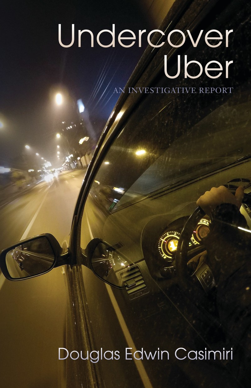 Undercover Uber book cover
