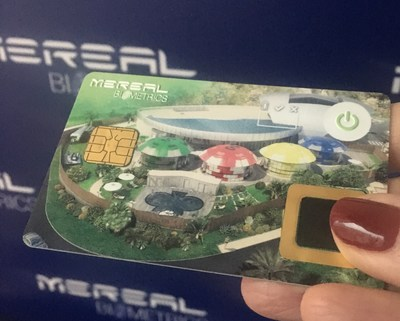 New Secure Biometrics Card V2 Unveiled in the World's First Open Air Casino