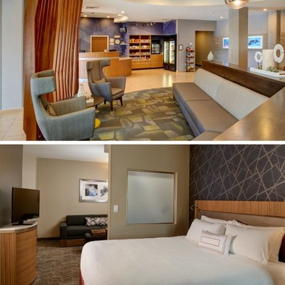 SpringHill Suites St. Louis Brentwood Has Completed A Million Dollar  Renovation To All Public
