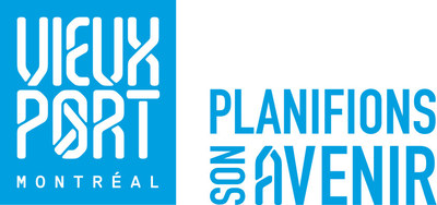 Logo : Vieux-Port de Montréal (Groupe CNW/Société du Vieux-Port de Montréal)