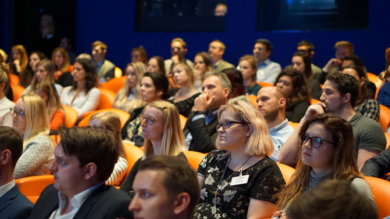 An audience of PRs and communicators packed the prestigious Ham Yard Hotel in Central London on 6 June for the Cision World Tour London event to hear from communications industry experts on the latest innovations in PR.