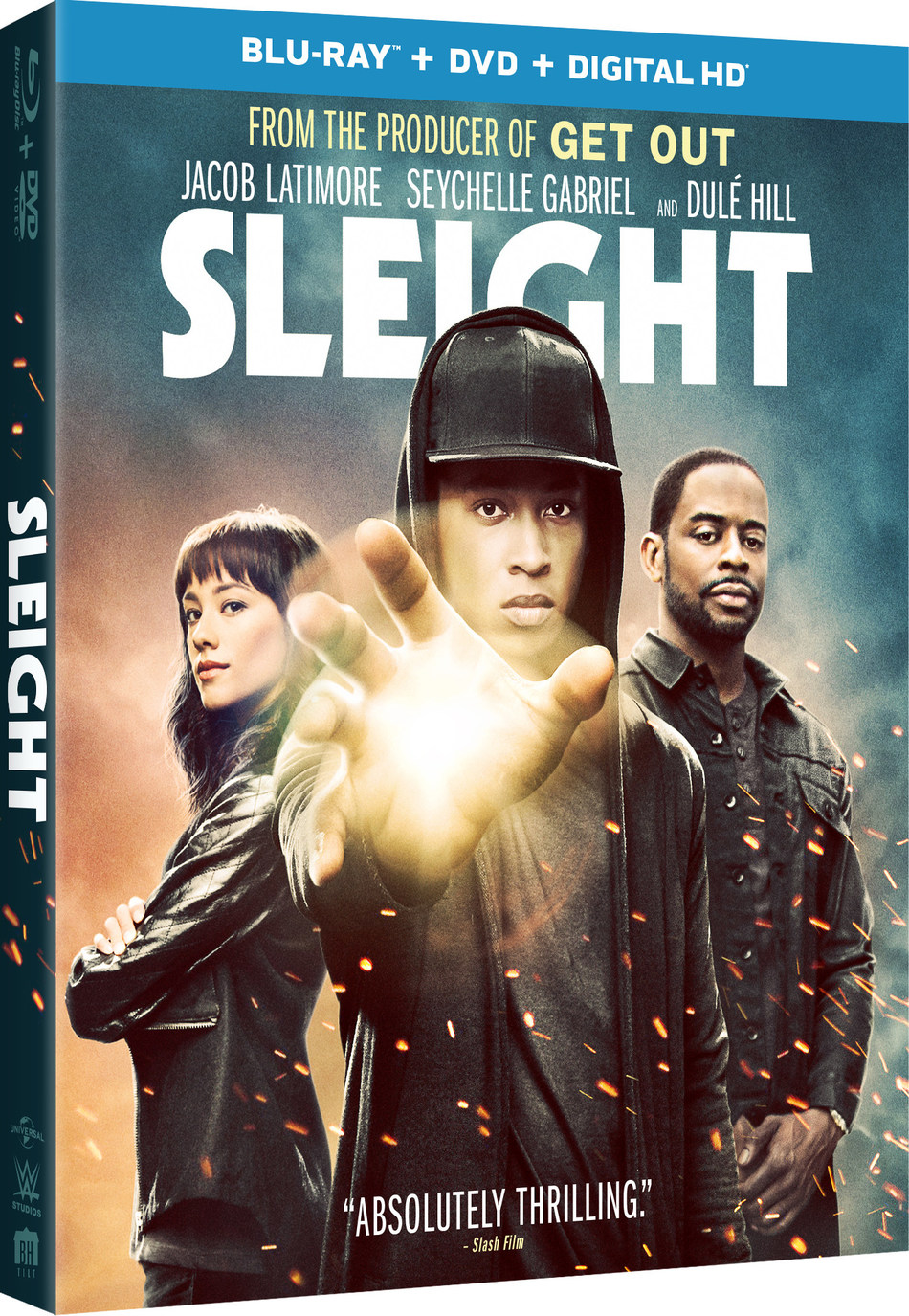 From Universal Pictures Home Entertainment: Sleight