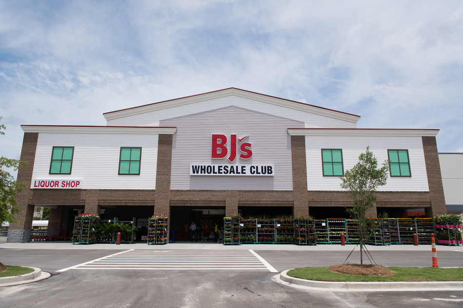 BJ's Wholesale Club opens new location in Summerville, SC.