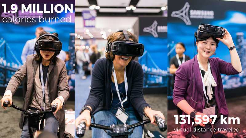 VirZOOM: Play VR. Get Fit.