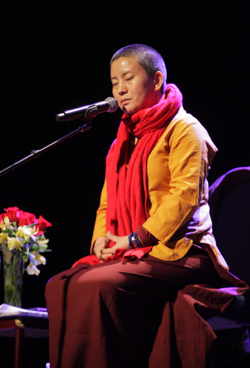 Ani Choying Live in Washington D.C. on April 02,2016