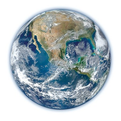 """Blue marble"" image of Earth (pictured, courtesy of NASA) was captured by the Raytheon-built Visible Imaging Radiometer Suite (VIIRS). Raytheon's VIIRS sensor has consistently delivered stunning perspectives of Earth, providing unique data for accurately monitoring global weather patterns and other predictive information critical to improving planning, protecting lives and reducing costs associated with major weather events."