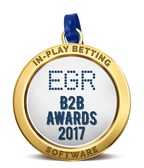 SBTech Wins EGR In-Play Sports Betting Award 2017