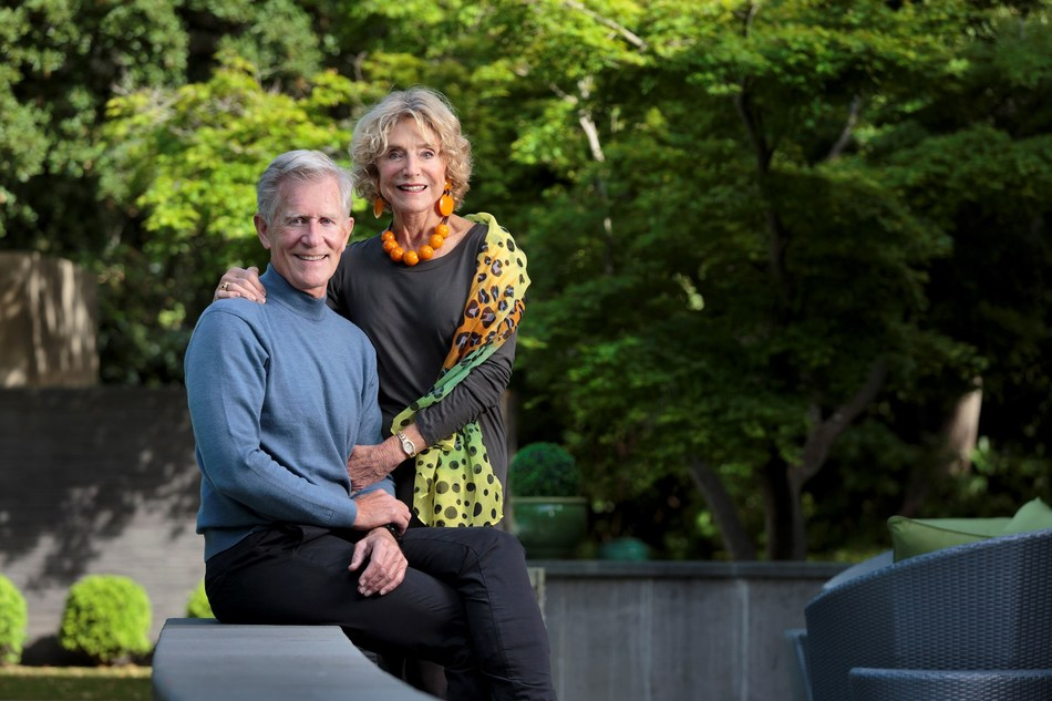 Michael and Judith Gaulke donated $20 million to establish the Michael and Judith Gaulke Innovation Hatchery Endowment Fund at Sutter Health.