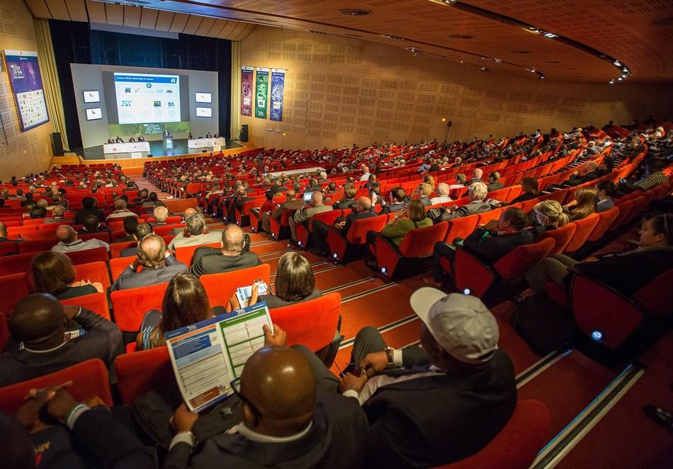 Africa Oil Week Auditorium (PRNewsfoto/ITE Group)