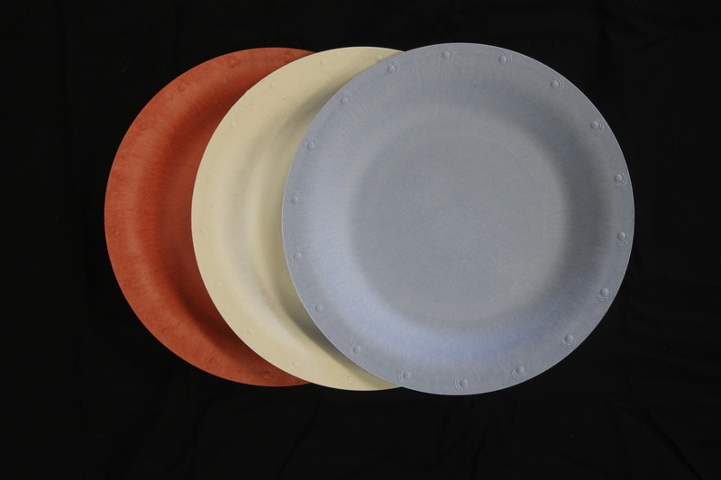 Celebrate the Fourth with plates that celebrate America and the environment