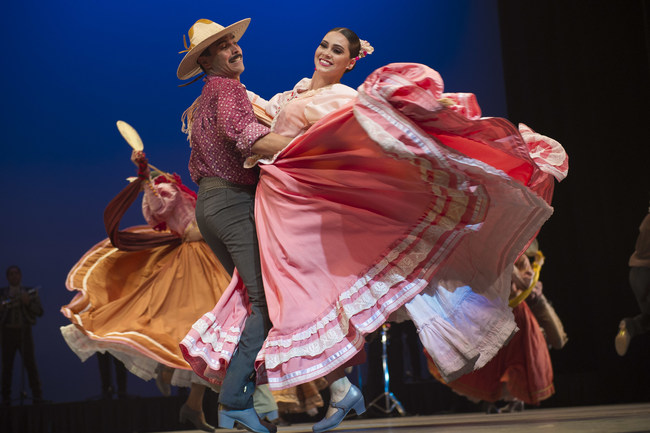 Ballet Folklórico de la Universidad de Colima is one of Mexico's leading cultural arts institutions and most renowned folkloric dance company.