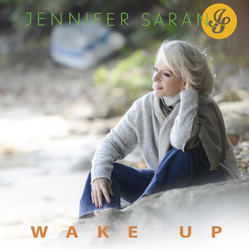 Hong Kong Based Singer/Songwriter JENNIFER SARAN to Release WAKE UP, a New Album Produced by Narada Michael Walden featuring Carlos Santana and Ladysmith Black Mambazo