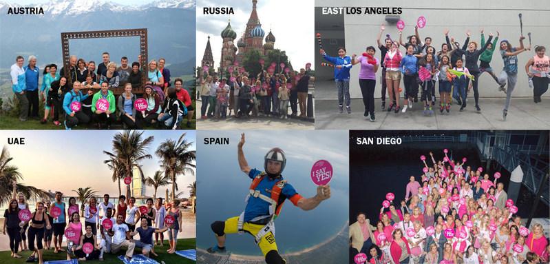 Global Wellness Day Celebration Around The World