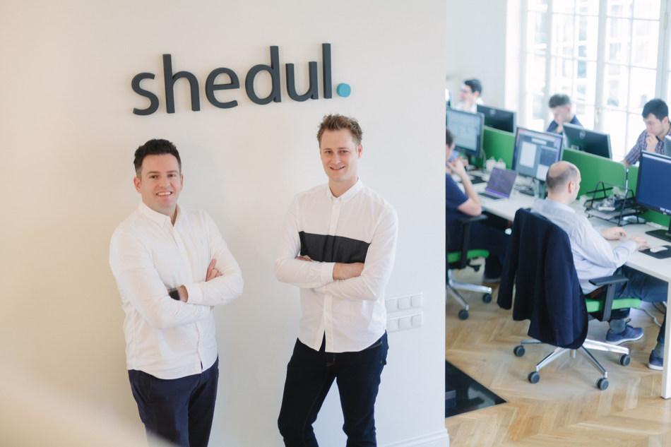 Founders William Zeqiri and Nick Miller (PRNewsfoto/Surge Ventures Inc)