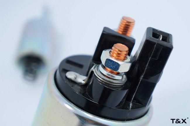 Bosch Starter Solenoid by T&X Manufacturer