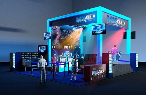 MediaMation MX4D will unveil its turnkey, esports business plan in partnership with the legendary TCL Hollywood Chinese Theater and Hammer Esports during the E3 Expo in Los Angeles from June 13-15, 2017