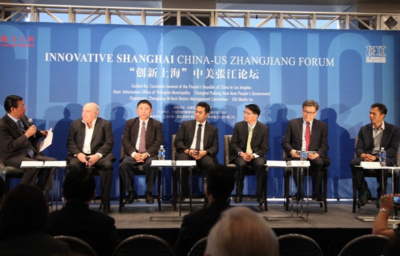 """Innovative Shanghai"" China-US Zhangjiang Forum"