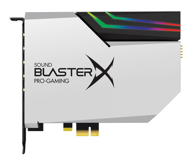 Sound BlasterX AE-5 Pure Edition