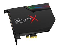Sound BlasterX AE-5 PCIe Sabre Class Gaming DAC with Discrete Headphone Amp
