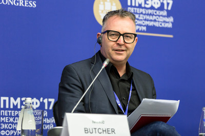 Mike Butcher, Editor-at-Large, TechCrunch (PRNewsfoto/Ulmart)