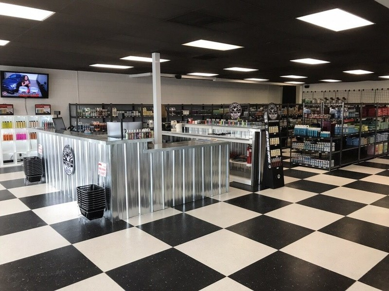 Detail Garage store in Salt Lake City is the answer to all your detailing needs!