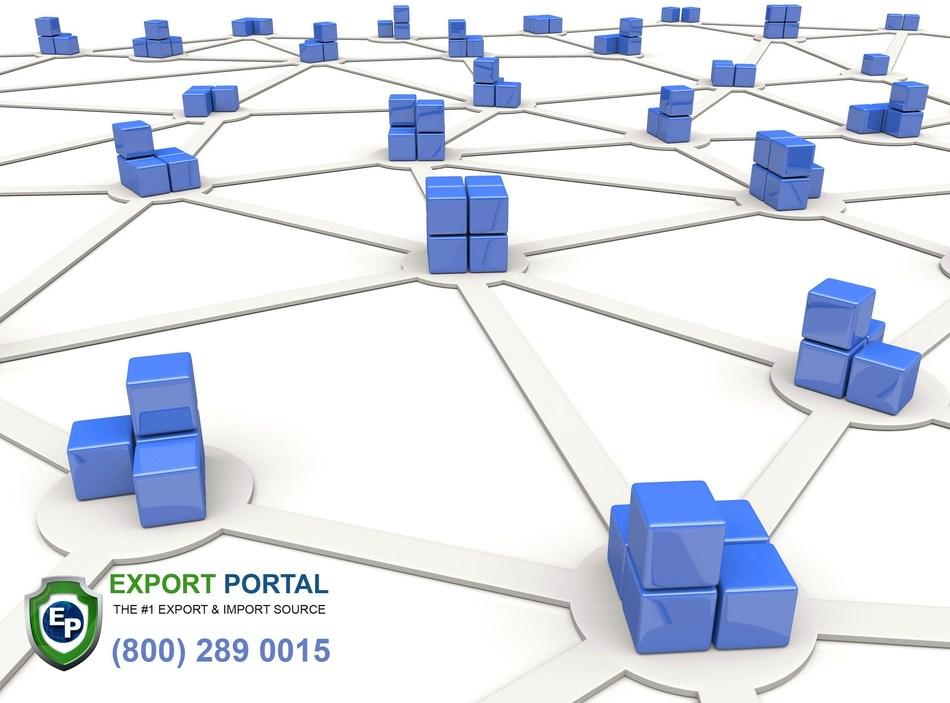 Export Portal & ExportPortal.com Herald New Era of Blockchain Leaders at International Conferences (PRNewsfoto/ExportPortal.com)