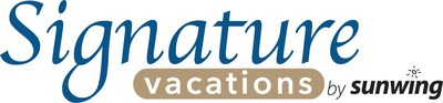 Signature Vacations by Sunwing (CNW Group/Signature Vacations)