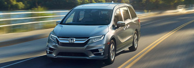The 2018 Honda Odyssey, which is now available at Honda of Victoria, has been updated for its fifth generation.