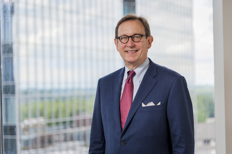 Richard Perkey, partner in the Board & CEO and Financial Services practices at leading retained executive search firm Caldwell Partners. (CNW Group/The Caldwell Partners International Inc.)