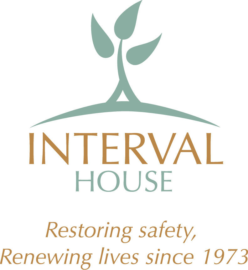 Interval House, restoring safety, renewing lives since 1973. (CNW Group/Interval House)