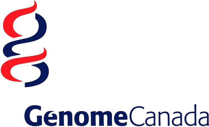 Logo: Genome Canada (CNW Group/Genome Canada)