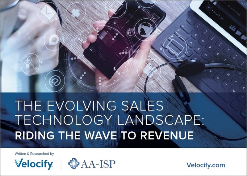High-growth sales organizations are keeping up with the wave of sales technology innovation.