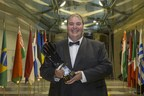 Murad Al-Katib of AGT Food and Ingredients Inc. from Canada named EY World Entrepreneur Of The Year 2017