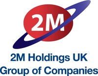 2M-Holdings UK Group of companies Logo (PRNewsfoto/2M Holdings)
