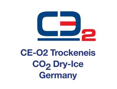 CE-O2 Trockeneis, CO2 Dry-Ice Germany Logo (PRNewsfoto/CE-O2 Trockeneis, CO2 Dry-Ice)