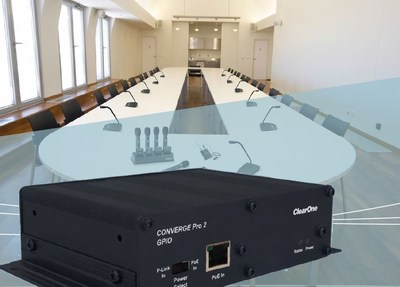 The new CONVERGE® Pro 2 USB and CONVERGE Pro 2 GPIO expanders -- USB connectivity and room-control options for all CONVERGE Pro 2 DS mixers.