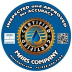 MARS Company Announces Industry's First, Independent Equipment Accuracy Certification Compliant with California Senate Bill 555