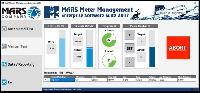 MARS M3 Enterprise Software