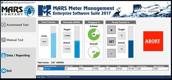 MARS M3 Enterprise Software
