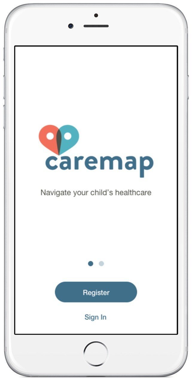 Caremap, a new iPhone app developed by Boston Children's Hospital's Innovation & Digital Health Accelerator in collaboration with Duke Health System, helps families securely track their children's health.