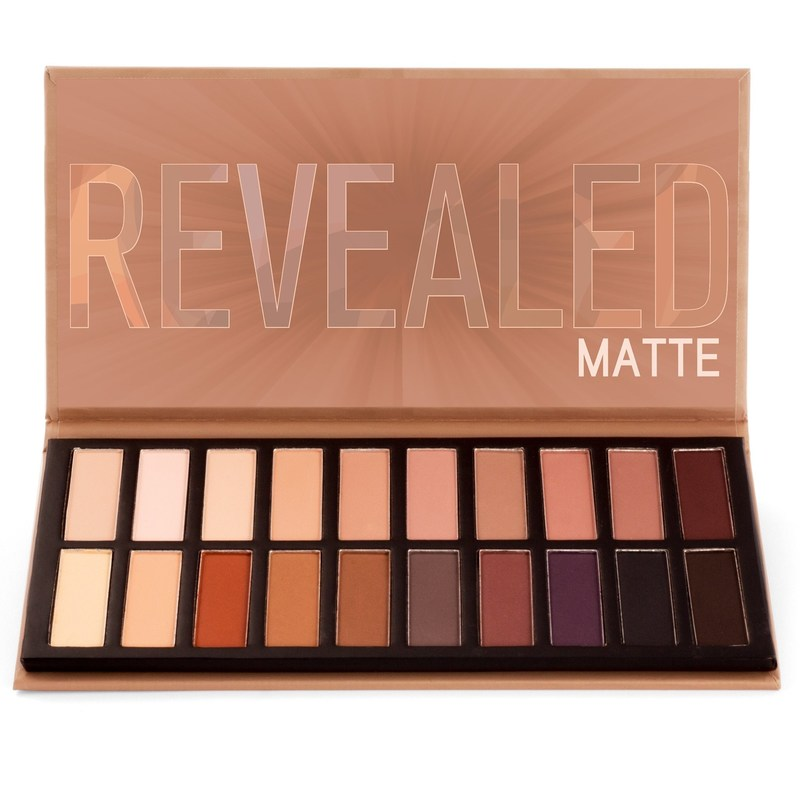 Revealed Matte Eyeshadow Palette by Coastal Scents