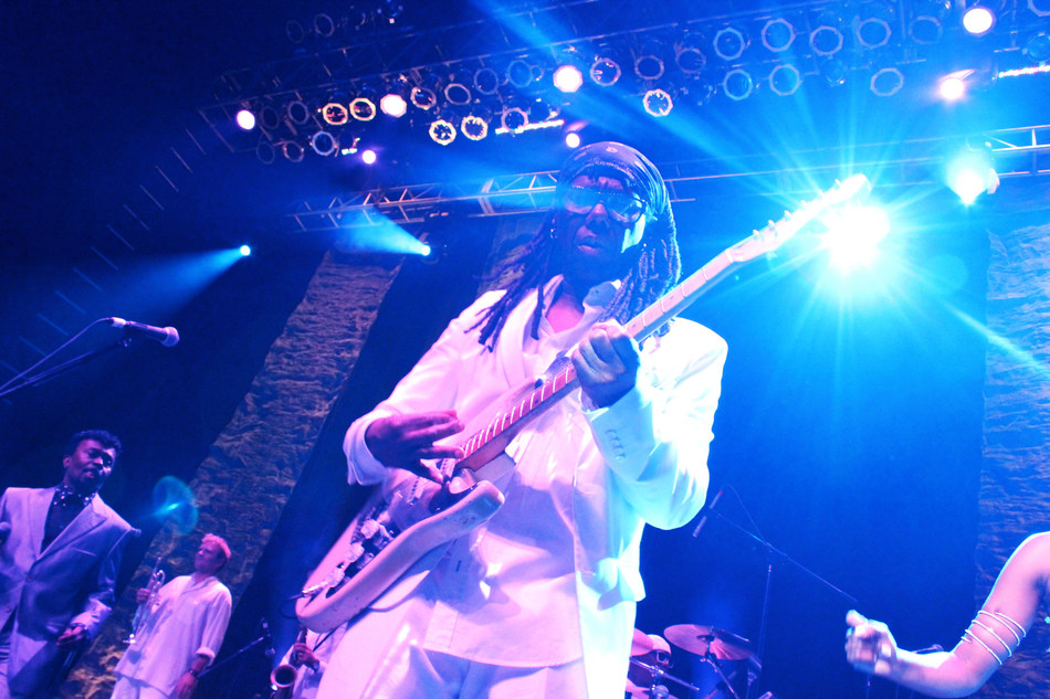 Grammy-Award Winning performer Nile Rodgers to be honored by Silver Hill Hospital in November. Photo credit: Contributed