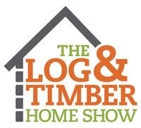 Log & Timber Home Show Logo